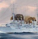 French Navy Pre-Dreadnought Battleship Danton 86503