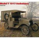 ICM 1/35 Model T 1917 Ambulance