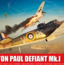 1/48 BOULTON PAUL DEFIANT Mk1 by AirFix