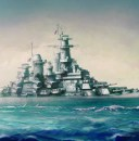 Academy Releases New 1/700 Missouri BB-63-Modeler's Edition