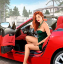 Master Box – Dangerous Curves Series – Claire – Catch Me If You Can, in 1/24th Scale Kit # MB24021