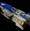 Revell Star Wars The Last Jedi Resistance A-Wing Fighter 85-1639