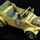 "Hasegawa 1/24 Pkw.K1 Kübelwagen Type 82 ""Claire Frost"" Kit No. 52160"
