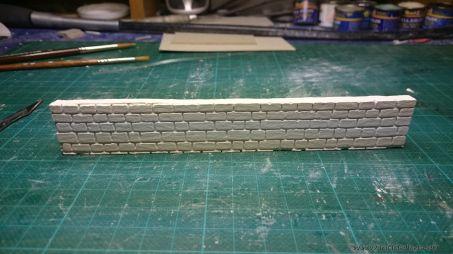 Die Stützmauer