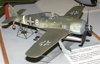 Mark's Fw-190 Bomben Torp 2