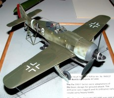 Mark's FW-190 Bomben Torpedo