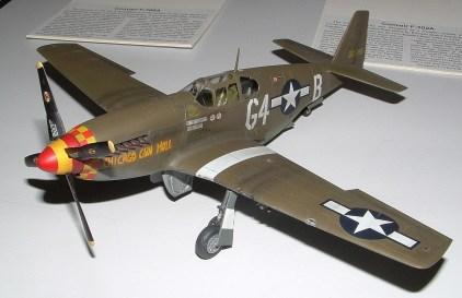 Mark's P-51 1