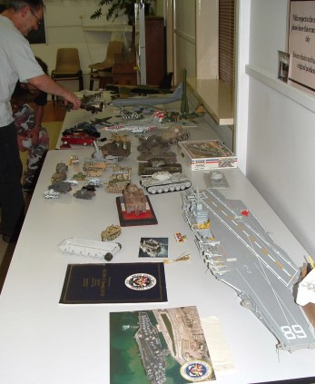 Model table overview 1