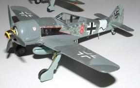 Rods Fw-190A8