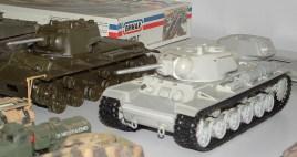 Steve's KV-1 column