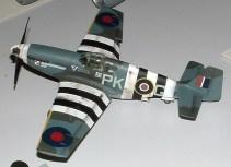 Wayne's P-51B RAF Polish SQN