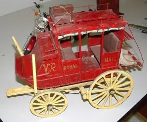 Cobb&Co stagecoach