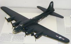 Leigh's Blue B-17 maritime marauder