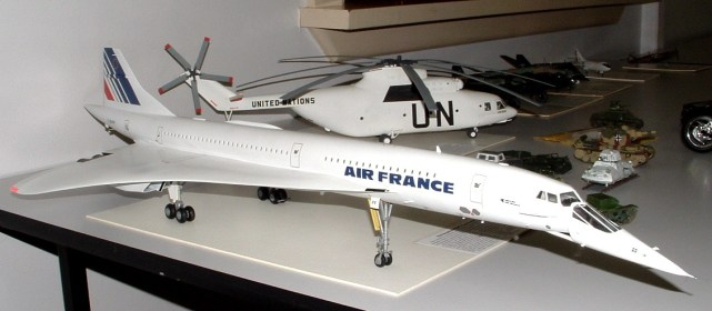 Leigh's Lovely Concorde