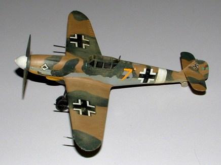 Rod's Bf-109