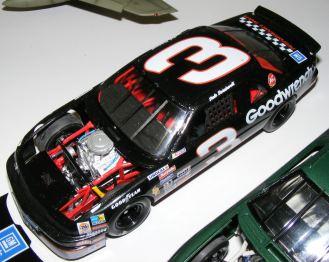Sean's Dale Earnhardts Nascar stocker