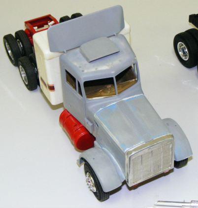 Tim's truck