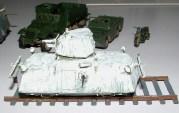 Zims armoured train looks like a christmas cake