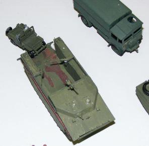 Dale's armour junior modeller