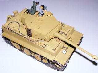 Greg's Tiger 1