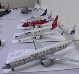 Leighs airliner line up