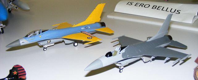 Rods F-16's