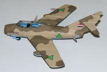 Rod's Iraqi Mig 15