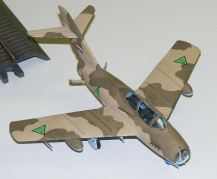 Rod's Mig-15 Mongolian markings