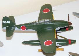 Rod's Seiran floatplane