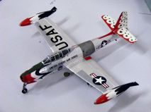 Rod's Thunderbirds jet