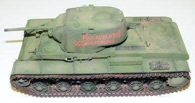 Steve's KV-1