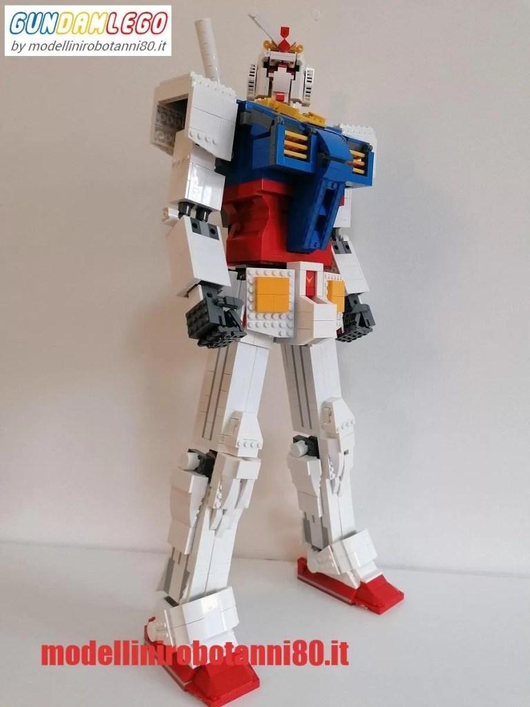 Gundam LEGO RX 78 2