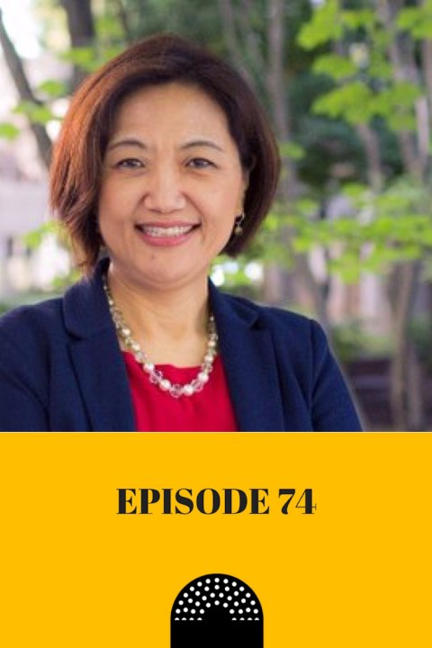 074: 'Standard Strong' with Badass Personality [Guest: Lily Qi]