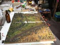 Expanding diorama.