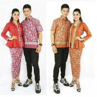 Baju Batik Couple yang Serasi
