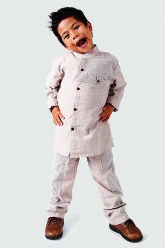 Model Baju Lebaran Anak-Anak yang Keren dan Modern