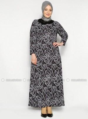 Model Baju Gamis Pesta Motif Batik