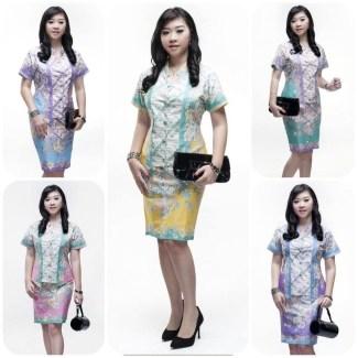 Baju Batik Modern untuk dipakai di Pesta Pernikahan