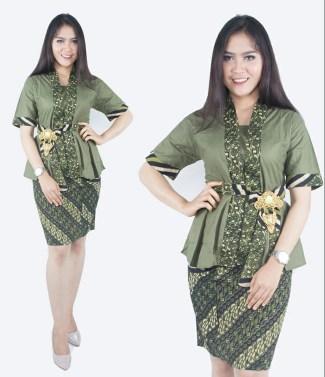 Model Baju Batik untuk Pesta Pernikahan Paling Modern