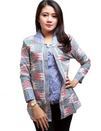 Model Baju Batik untuk Anda yang Berprofesi Sebagai Guru Tampil Gaya dengan  Busana Batik Masa Kini 61895893a2