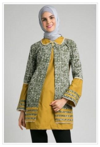 Model Baju Atasan Wanita Dewasa Terbaru 2019 - Atasan Dress Gamis Muslim 3f7421e01b