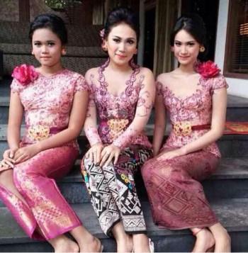 Model Kebaya Bali untuk Anak Muda