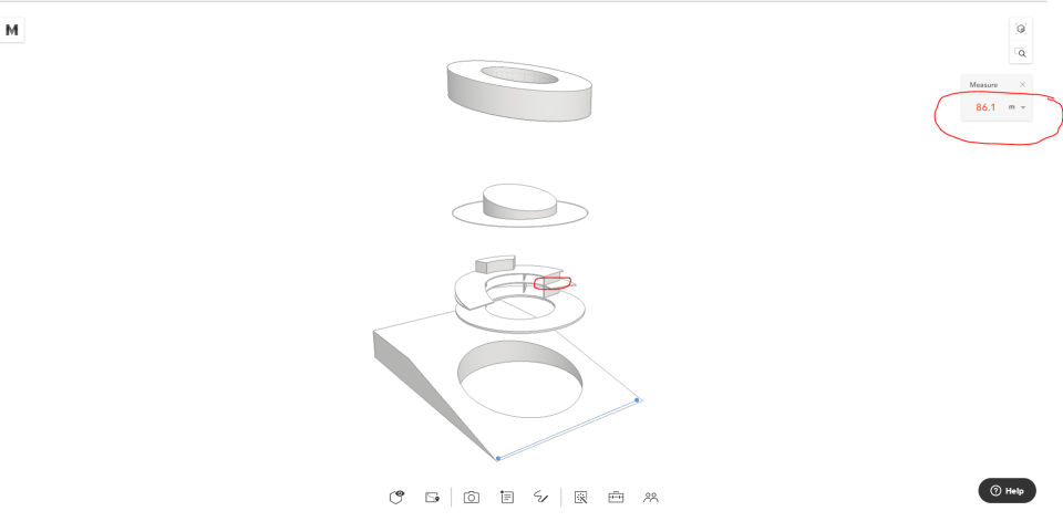 Update model in Modelo to make sure scale is correct