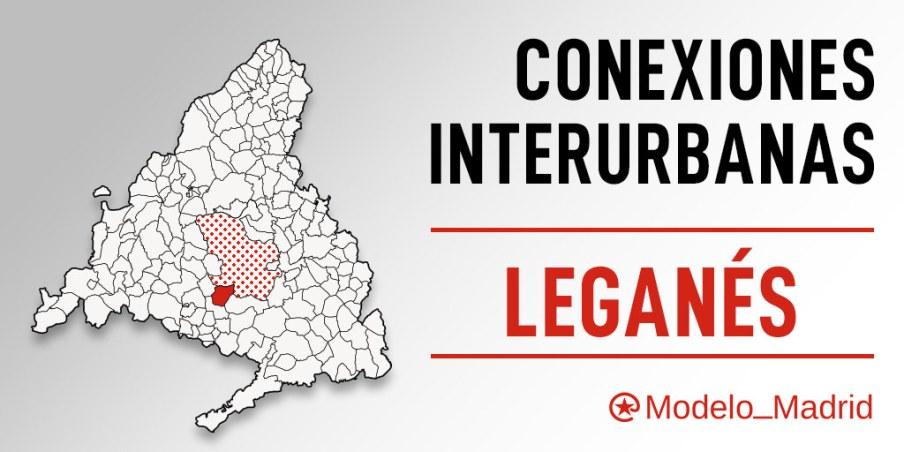 Imagen destacada conexiones interurbanas-Madrid-Leganés
