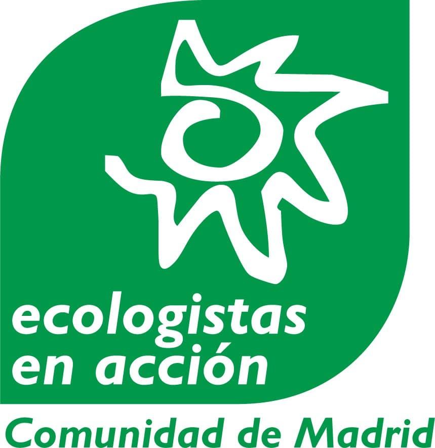 Logotipo Ecologistas en Acción Madrid