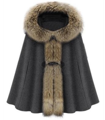 coat, cape