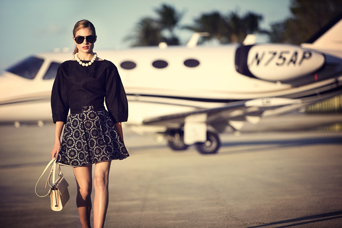 How To Become A Jetset Babe and live life in the fast lane