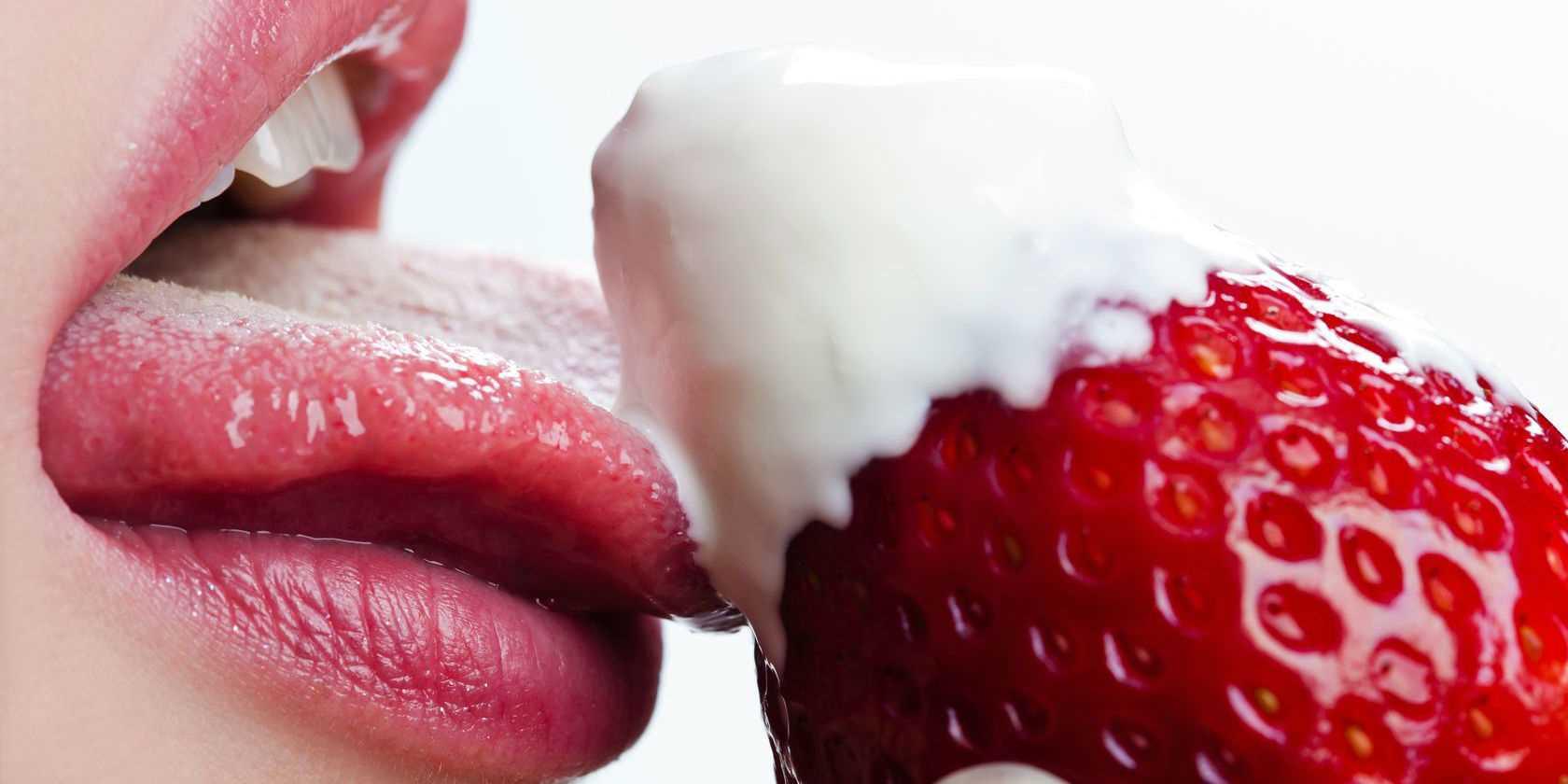 disfruta el sabor del sexo oral