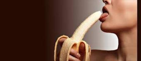beso banano - sexo oral