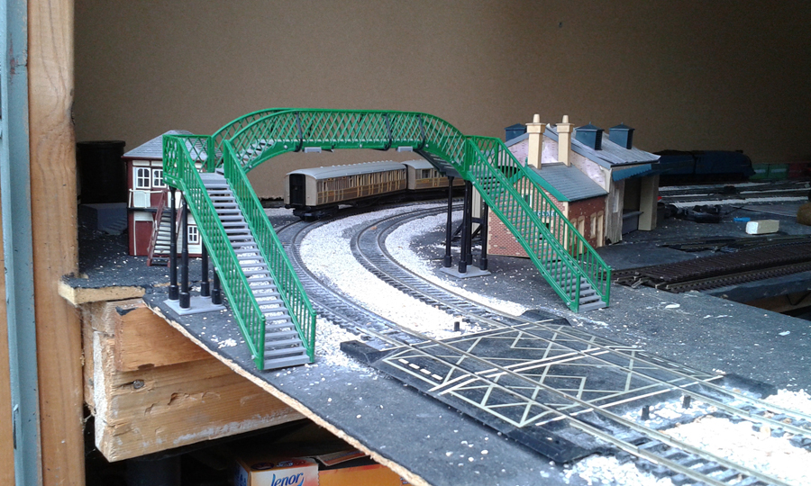 Building Garden Railway Layout